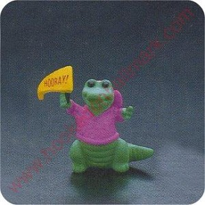 1990 Alligator - Merry Miniature