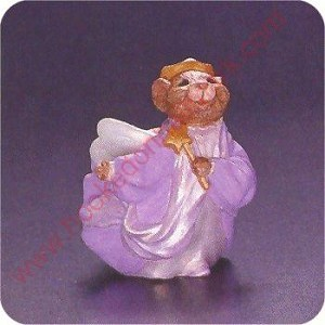 1995 Cinderella FAIRY GODMOTHER - Merry Miniature