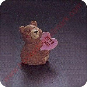 1992 Bear - Merry Miniature