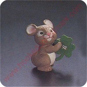 1992 Mouse - Merry Miniature