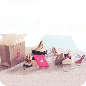 2005 Barbie Step Out In Style - set of 7