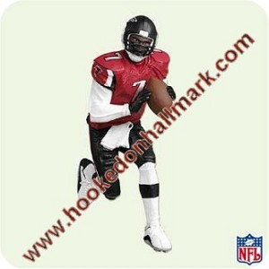 2005 Football Legends #11 - Michael Vick