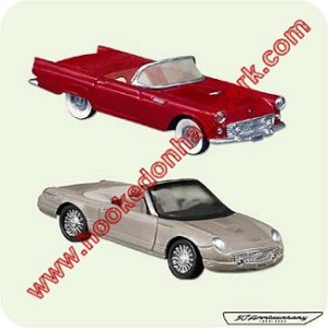 2005 Ford Thunderbird - 50th Anniversary Set