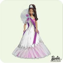 2005 Celebration Barbie Af Am