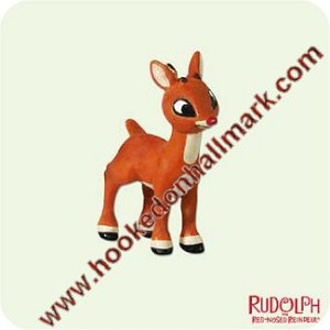 2005 Rudolph the Red Nosed Reindeer - Miniature