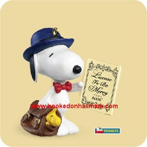 2006 Spotlight on Snoopy #9 - Legal Beagle