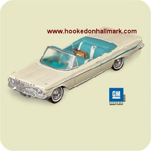 2006 Classic Am Cars #16 - 1961 Chevy Impala