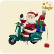 2007 Santas Scooter - Magic