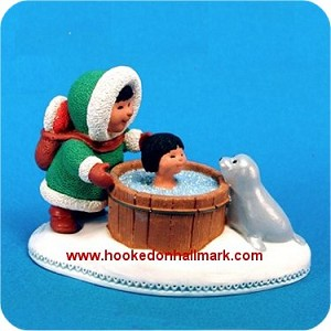 2006 BATHTIME BUDDIES - by Ed Seale Designs