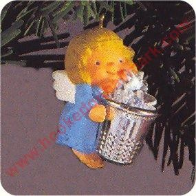 1984 Thimble #7 - Angel