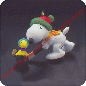 1985 Snoopy and Woodstock - SDB