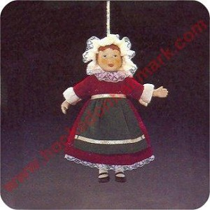 1985 Old Fashioned Doll