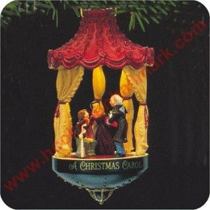 1987 Christmas Classics #2 - A Christmas Carol - Lighted - MIB