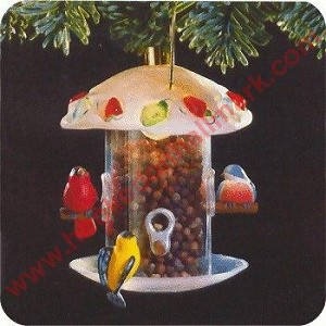 1988 Festive Feeder - LIGHTED