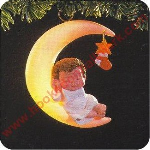 1988 Moonlit Nap, Marys Angels Complement - Lited