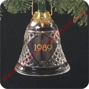 1989 Holiday Bell