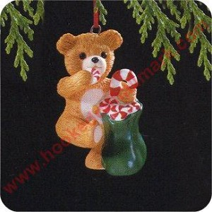 1989 Porcelain Bear #7