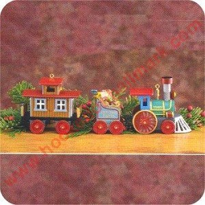 1989 Ornament Express