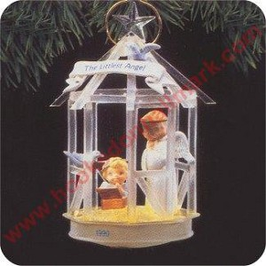 1990 Christmas Classics #5 - The Littlest Angel - Lighted
