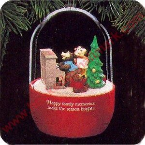 1991 Jingle Bears * MAGIC