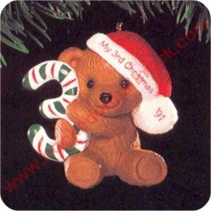 1991 Childs Third Christmas - SDB