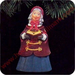 1991 Dickens Bell, Mrs. Beaumont