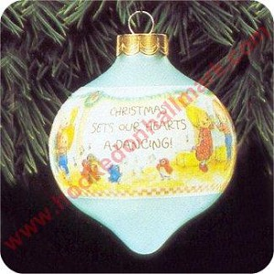 1992 Betseys Country Christmas #1