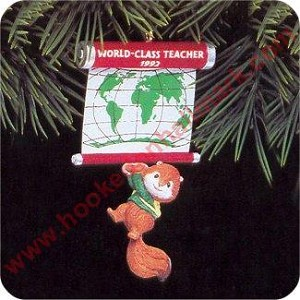 1992 World Class Teacher