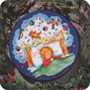 1993 Holiday Enchantment, Visions of Sugarplums