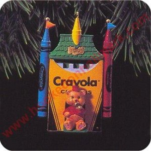 1993 Crayola #5 - Bright Shining Castle