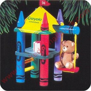 1994 Crayola #6 - Bright Playful Colors