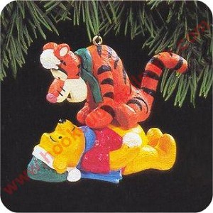 1994 Winnie the Pooh and Tigger