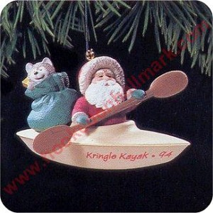 1994 Kringle's Kayak