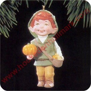 1994 Garden Elf, Harvest Joy