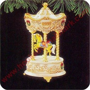 1995 Tobin Fraley Holiday Carousel #2