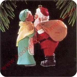 1995 Mr and Mrs Claus #10