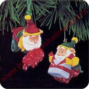 1995 Happy Wrappers - set of 2