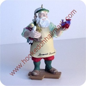 1996 Toy Shop Santa, Club - DB