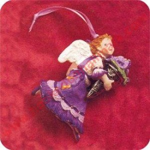 1996 Language of Flowers #1 - Pansy Angel