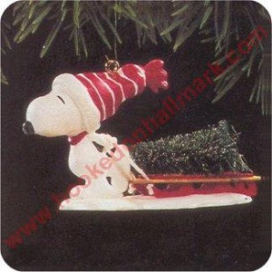 1996 A Tree for Snoopy