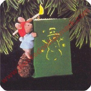 1997 Chris Mouse #13 - Luminaria