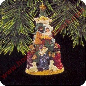 1997 Nativity Tree