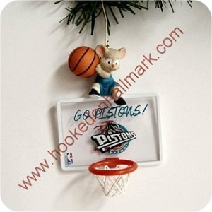 1998 NBA, Detroit Pistons