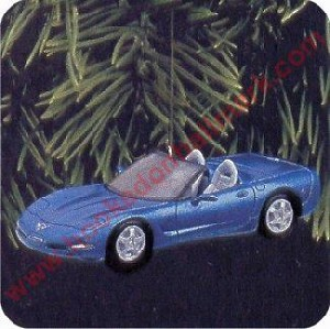 1998 Corvette Convertible - Classic Am Cars Complement