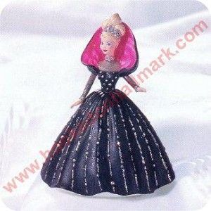1998 Holiday Barbie #6
