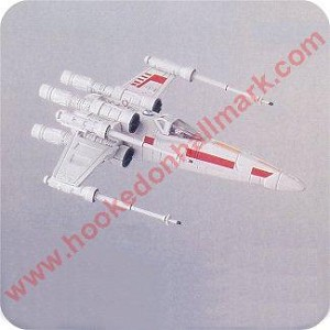 1998 X Wing Starfighter, Star Wars