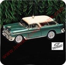 1999 Classic Am Cars #9 - 1955 Chevy Nomad