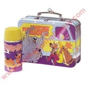 1999 Scooby Doo Lunchbox - DB