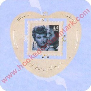 1999 Century Stamp, I Love Lucy