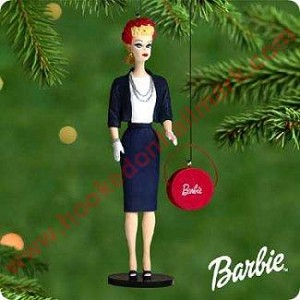 2000 Barbie #7 - Commuter Barbie